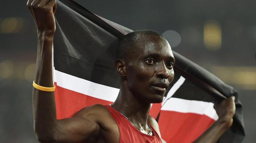 Kenias Mittelstrecken-Ass: Olympiasieger Kiprop vier Jahre wegen Dopings gesperrt