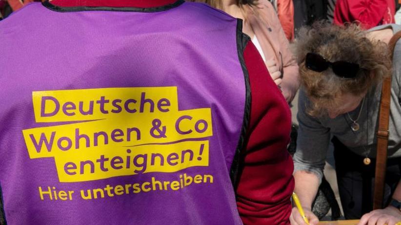 """""""Eindeutig unzulässig"""": Verfassungsrechtler: Berliner Volksbegehren ist aussichtslos"""