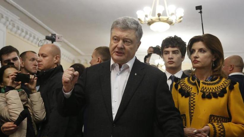 Poroschenko droht das Aus: Stichwahl ums Präsidentenamt in der Ukraine
