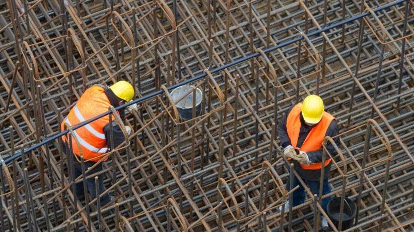 Zeitarbeitsbranche: Zahl der Leiharbeiter im vergangenen Jahr gesunken