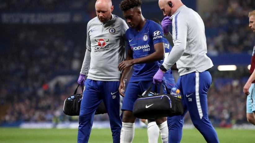 FC Chelsea: Bayern-Wunschprofi Hudson-Odoi fällt lange verletzt aus