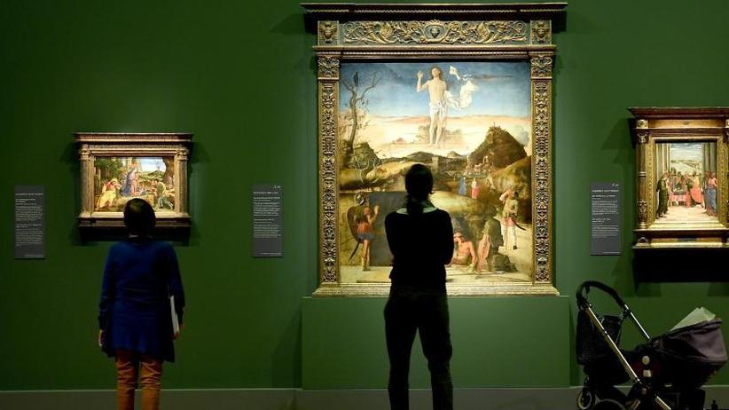"""Meister der Renaissance: Schon 100.000 Besucher bei """"Mantegna und Bellini"""""""