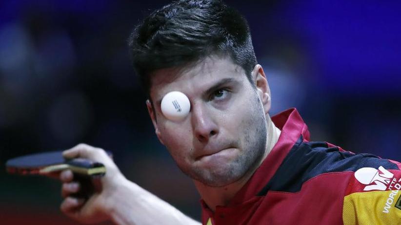 """Tischtennis-WM: """"Dämpfer für Dima"""": Ovtcharov bei erneut früh gescheitert"""