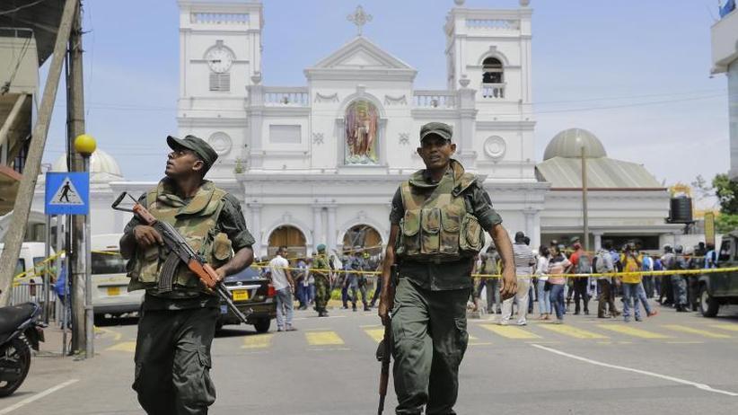 Sri-Lanka-Anschläge: Geheimdienstfehler und ein Lebenszeichen des IS