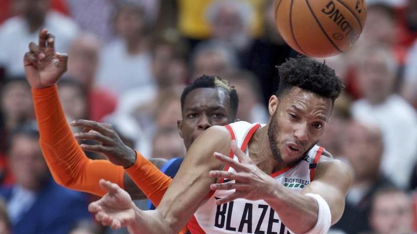 NBA: Playoff-Aus: Schröder und OKC raus gegen Portland