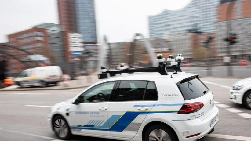 Bildet selber aus: Software und autonomes Fahren - VW kämpft um Fachleute