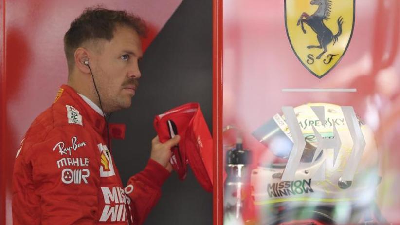 Formel 1 in Aserbaidschan: Vettel und Ferrari mit technischen Updates nach Baku