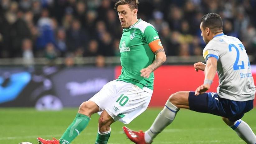 DFB-Pokal Halbfinale: Werder startet mit Kruse gegen Bayern - Hummels für Süle