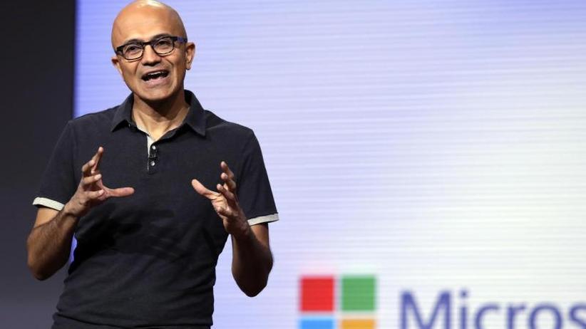 Neuer Börsen-Rekord: Auch Microsoft knackt die Billionen-Marke