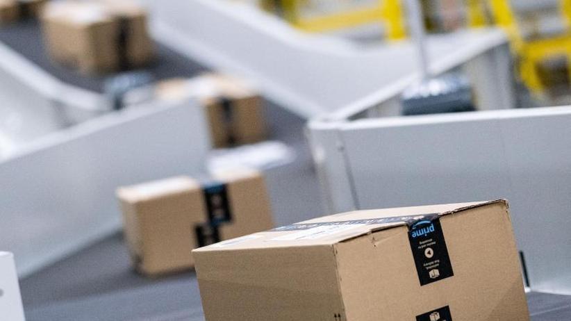 Kundenlieferung wird besser: Amazon fährt erneut Rekordgewinn ein