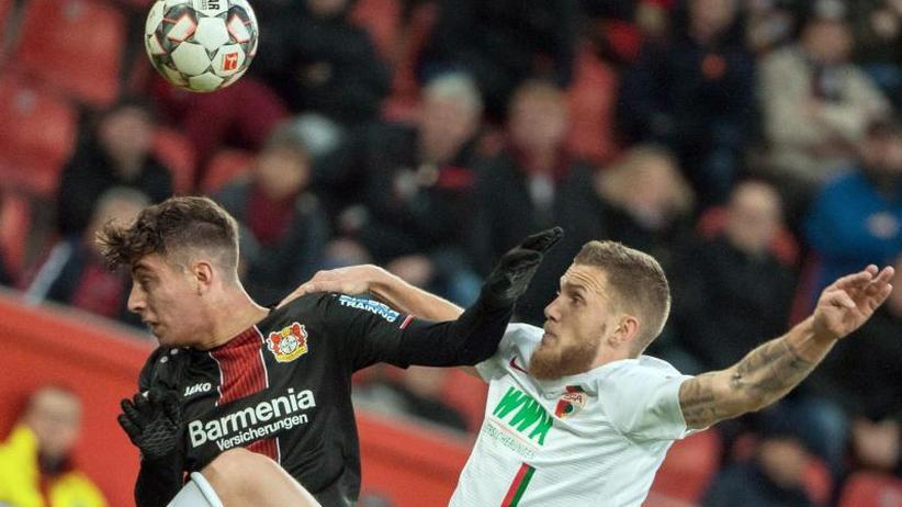 Bundesliga am Freitag: Augsburg will Heim-Party - Bayer kämpft um Champions League
