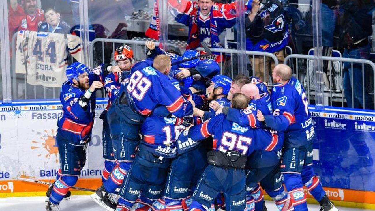 Eishockey Deutscher Meister 2021
