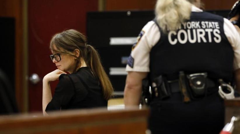 Urteil in New York: US-Gericht spricht Hochstaplerin Anna Sorokin schuldig