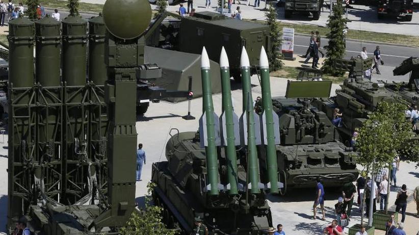 USA ist Spitzenreiter: Globale Militärausgaben erneut gestiegen