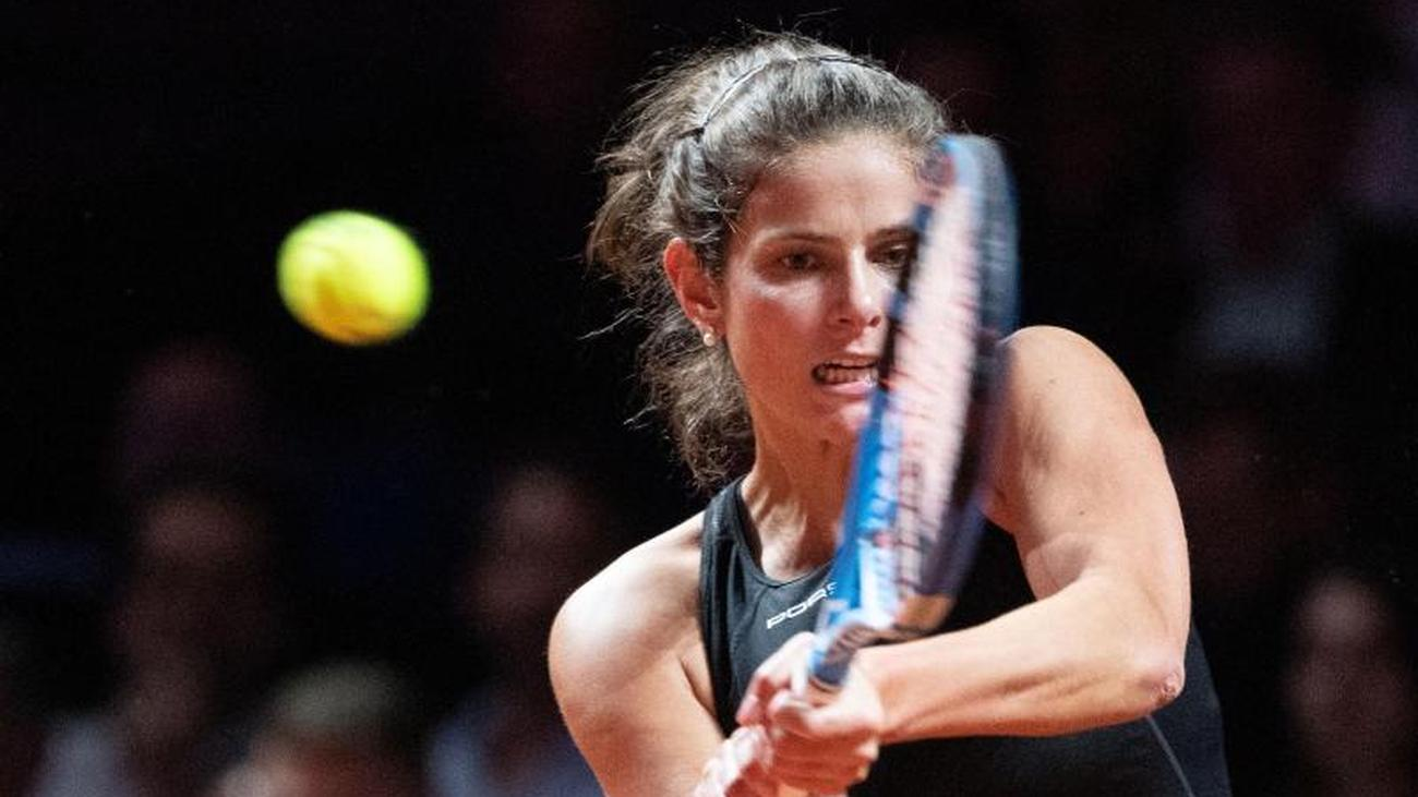 Wta Tournament Julia Gorges Loses Opening Match In Madrid Struff