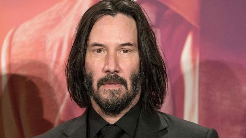 Neuer Actionfilm: Keanu Reeves übersteht Dreh ohne Knochenbrüche
