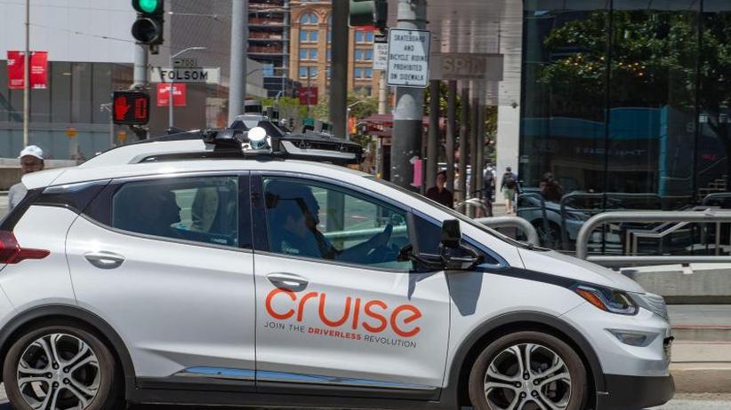 Start-up Cruise: Roboterwagen-Firma von GM bekommt weitere Milliarde Dollar