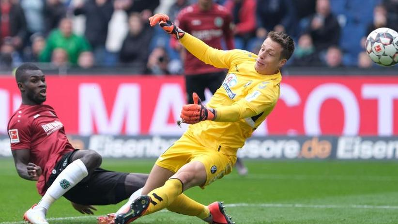 Abstieg besiegelt: Hannover 96 trotz 3:0-Siegs nicht mehr zu retten