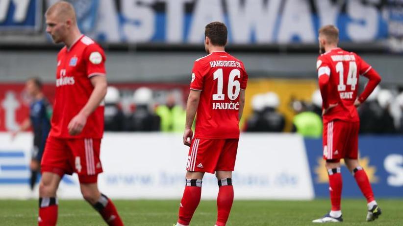 2. Liga kompakt: HSV verpasst Rückkehr - Tränen in Duisburg und Magdebu