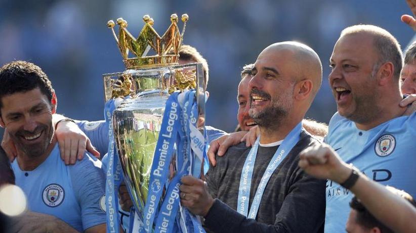 Premier League: Manchester City ist Meister - Liverpool feiert Klopp