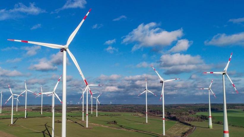 Windenergie in Deutschland: Windräder liefern Strom wie noch nie