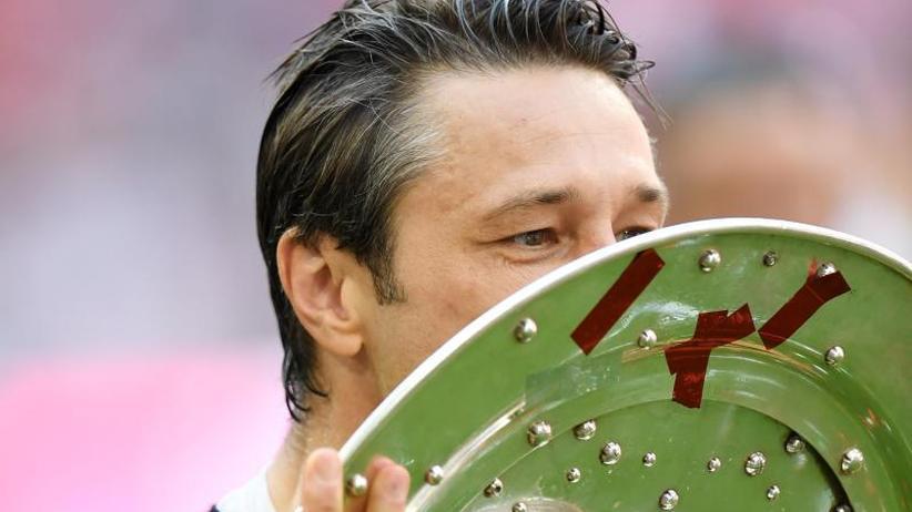 """Interview: Bayern-Meistertrainer Kovac:""""Wir haben Großes geleistet"""""""