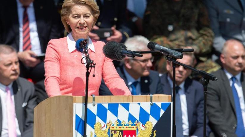 Bundeswehr stärkt Heimatschutz: Erstes Landesregiment in Bayern in Dienst gestellt