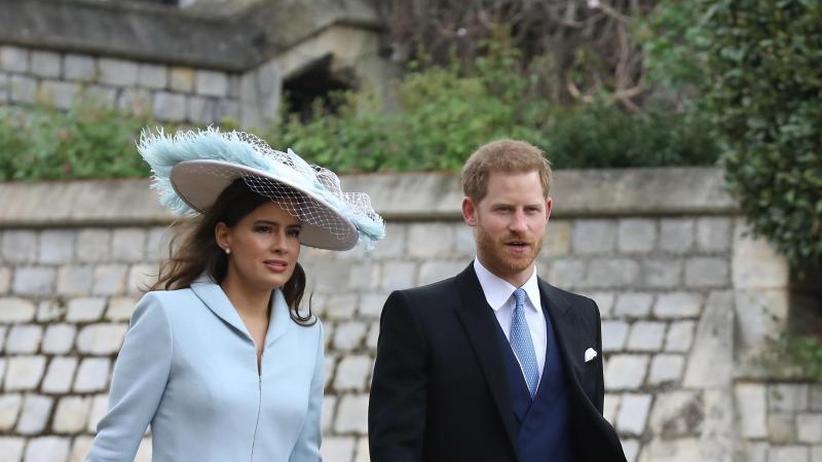 """""""Beruf: Prinzessin"""": Meghan und Harry feiern Hochzeitstag mit Archie"""
