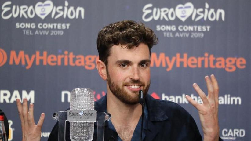 Sisters auf Platz 24: Niederlande gewinnen ESC - Madonna enttäuscht