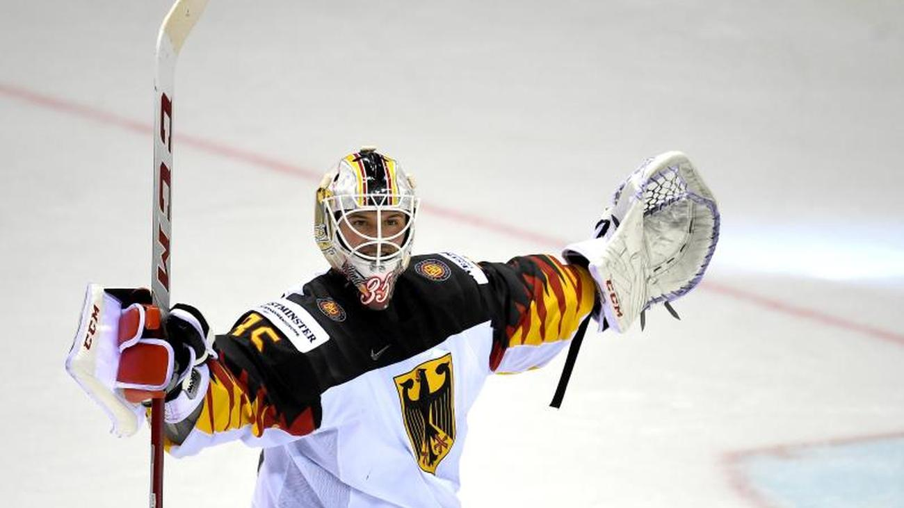 World Cup Winner German Number One Outside The Nhl Goalie
