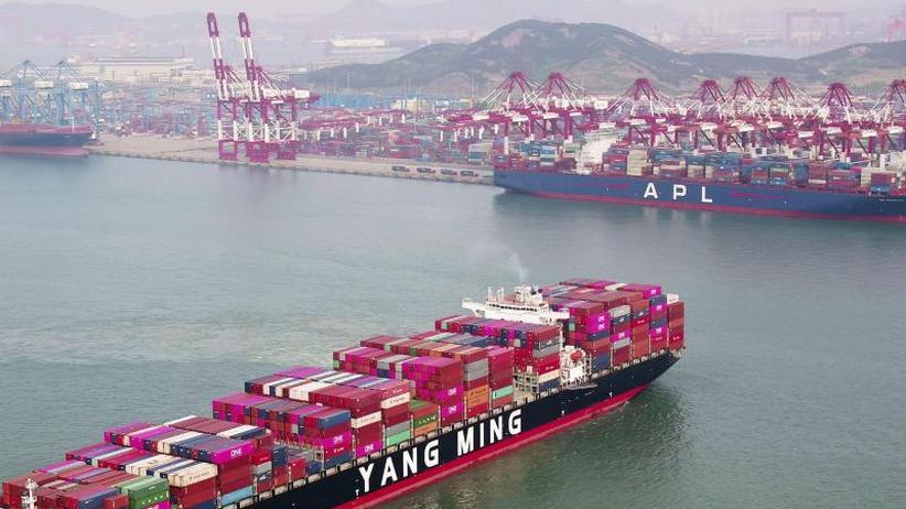 Kritik an Donald Trump: Handelsstreit zwischen USA und China belastet Europas Firmen