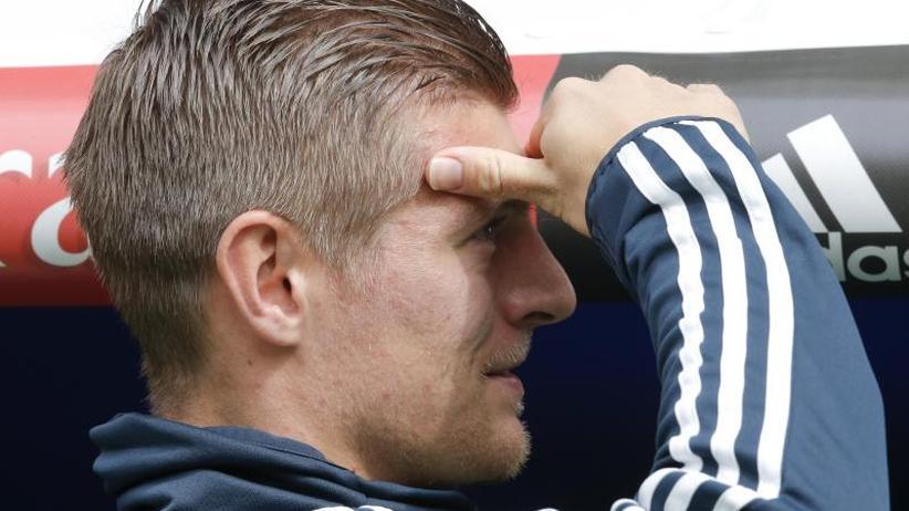 Nationalspieler bleibt treu: Toni Kroos verlängert bei Real Madrid bis 2023