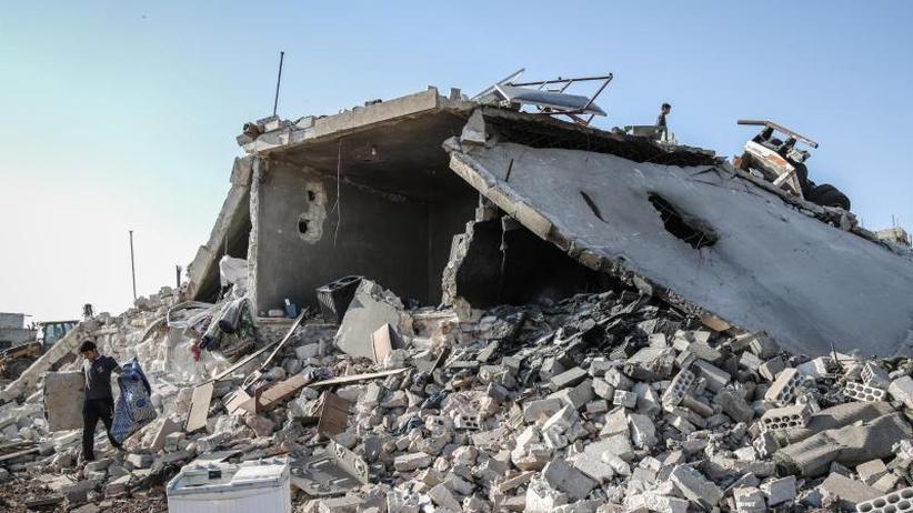 US-Bericht zurückgewiesen: Aktivisten: Kein Beleg für Giftgasangriff in Syrien