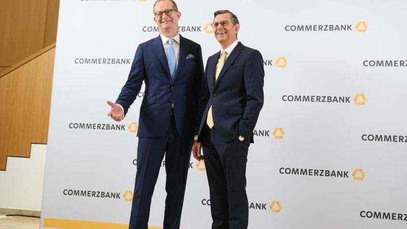 Nach geplatzter Fusion: Commerzbank feilt bis Herbst an Strategie