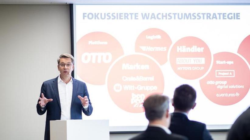 Wachstumsziele nicht erreicht: Hohe Investitionen schmälern Gewinn der Otto Group