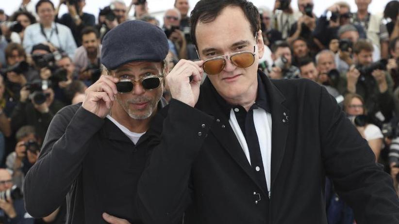 Filmfestival: Hysterie in Cannes: Starauflauf bei Tarantino-Premiere