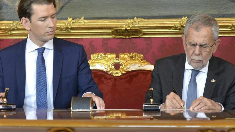Regierungskrise in Österreich: Übergangsregierung in Wien im Amt