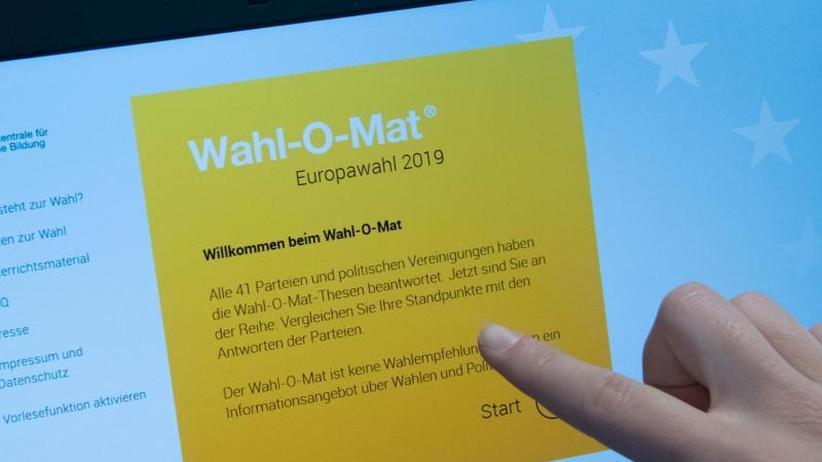 """Kompromiss mit """"Volt""""-Partei: Wahl-O-Mat nach Zwangspause wieder online"""
