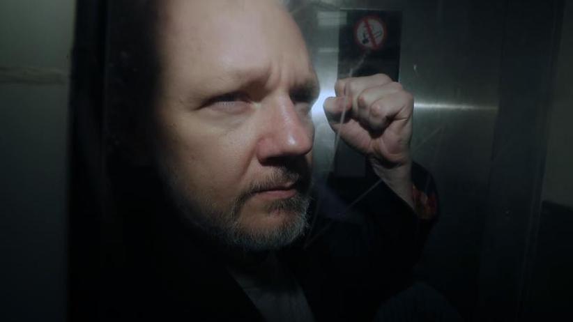 US-Justiz verschärft Anklage: Wikileaks-Gründer Assange drohen 175 Jahre Haft