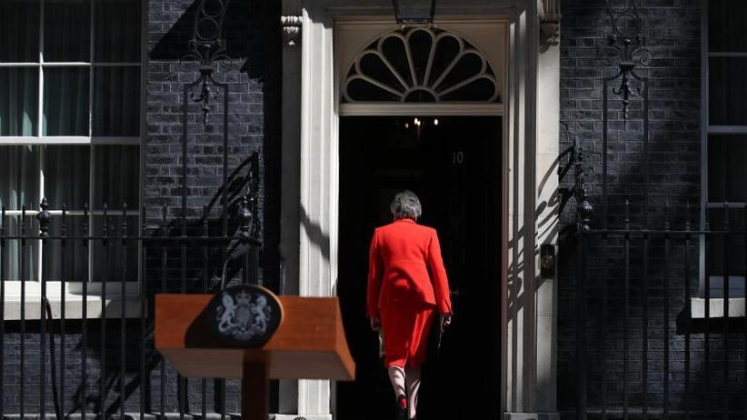 Angst vor Brexit-Wettrüsten: Bewerberzahl um May-Nachfolge wächst