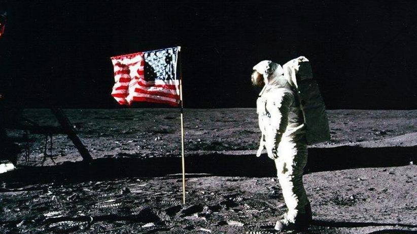 Politischer Sieg über Moskau: Der Weg zum Mond: Vor 50 Jahren landeten die ersten Menschen