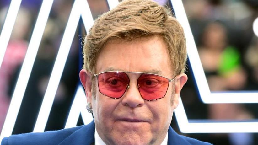 """Popmusikers: Elton John: Für """"Rocketman"""" lange nach Filmstudio gesucht"""