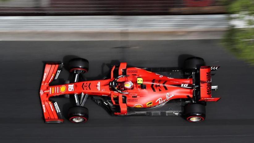 Großer Preis von Monaco: Formel 1: Leclerc scheidet nach erster K.o.-Runde aus