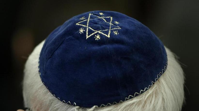 Gesellschaftliche Enthemmung: Regierung warnt Juden vor Tragen der Kippa