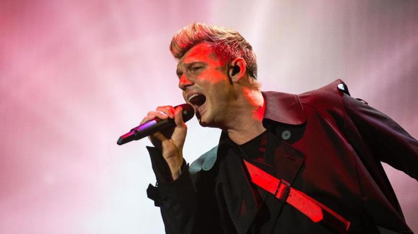 """Sänger: Zweiter Nachwuchs für """"Backstreet Boy""""-Nick Carter unterwegs"""