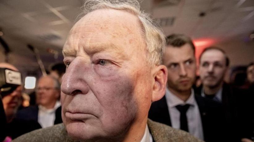 """Schaden durch Strache-Skandal: AfD enttäuscht - Gauland: AfD hatte """"schwierigen Wahlkampf"""""""