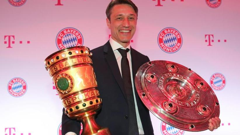 """FCB-Präsident: Hoeneß: Kovac bleibt """"hundertprozentig"""" Bayern-Trainer"""