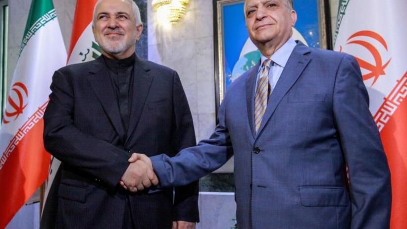 Warnung vor Eskalation: Irak will im Streit zwischen Iran und den USA vermitteln