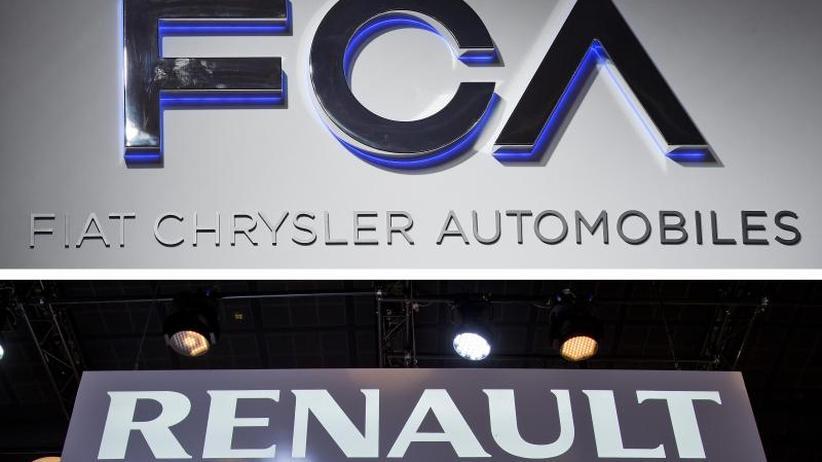 Angriff auf VW und Toyota: Fiat Chrysler schlägt Fusion mit Renault vor