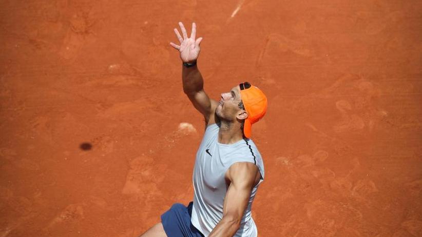 """Spanischer Tennisprofi: Rafael Nadal lebt """"sehr gut ohne die sozialen Netzwerke"""""""